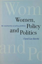 Women, Policy and Politics by Carol Lee Bacchi