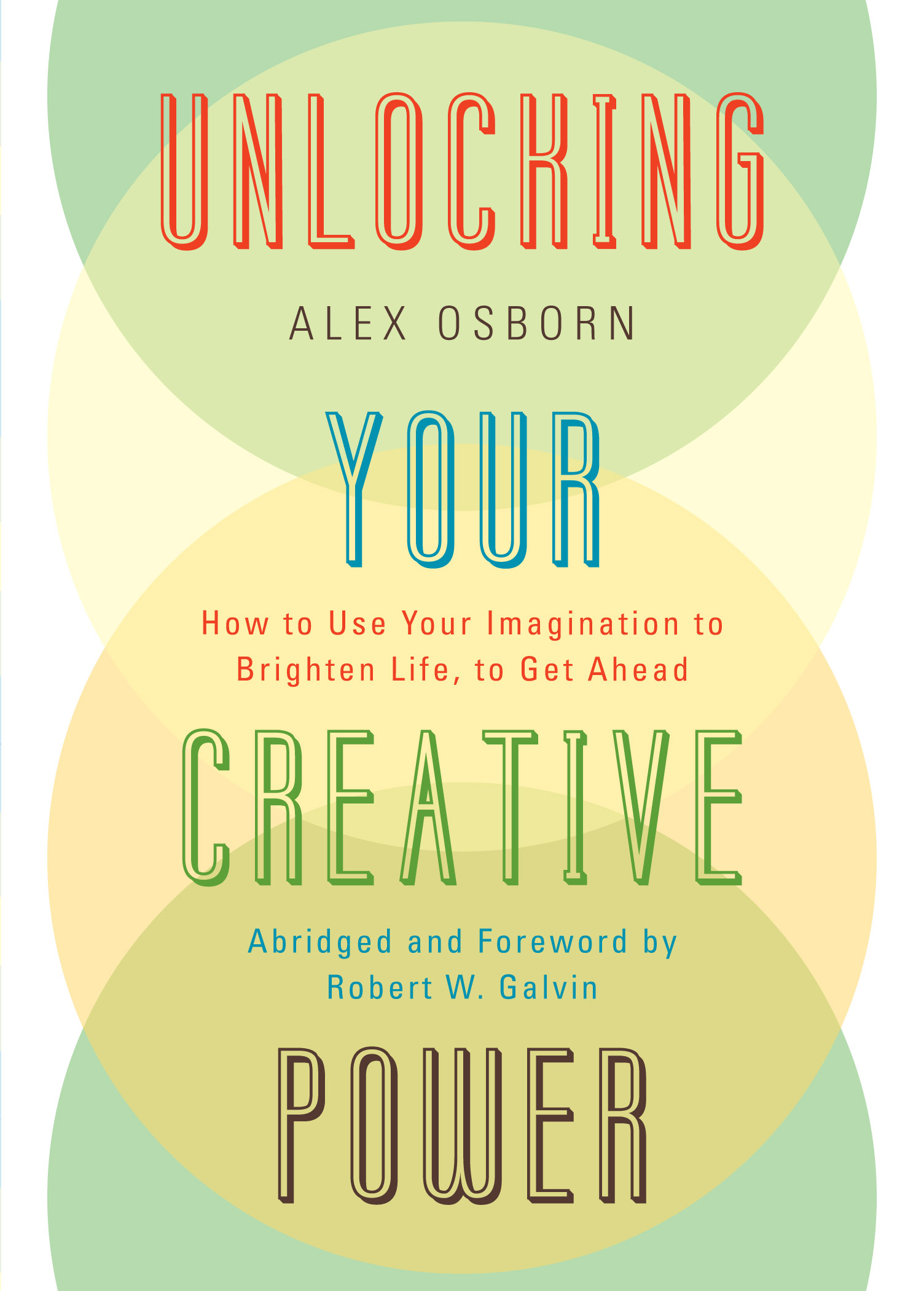 Download Ebook Unlocking Your Creative Power by Alex Osborn Pdf