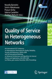 Quality of Service in Heterogeneous Networks by Novella Bartolini