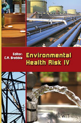 Environmental Health Risk IV by C. A. Brebbia