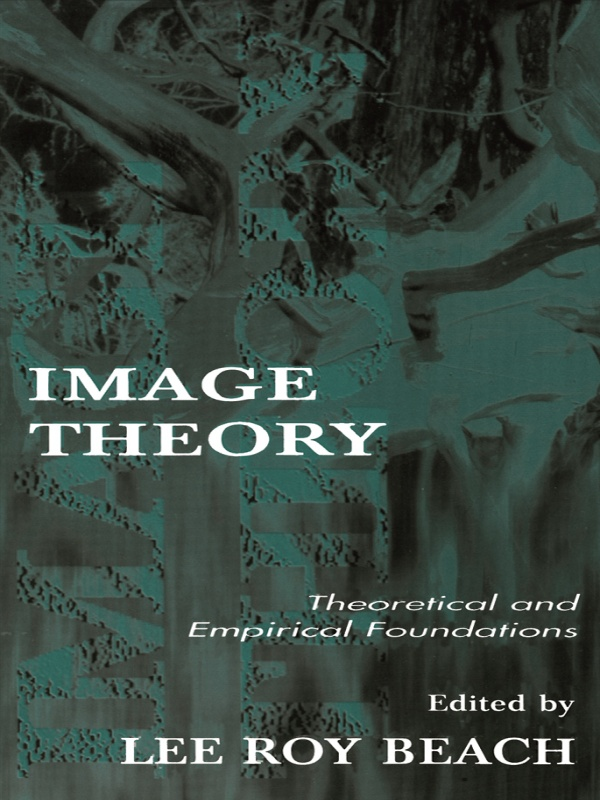 Download Ebook Image Theory by Lee Roy Beach Pdf