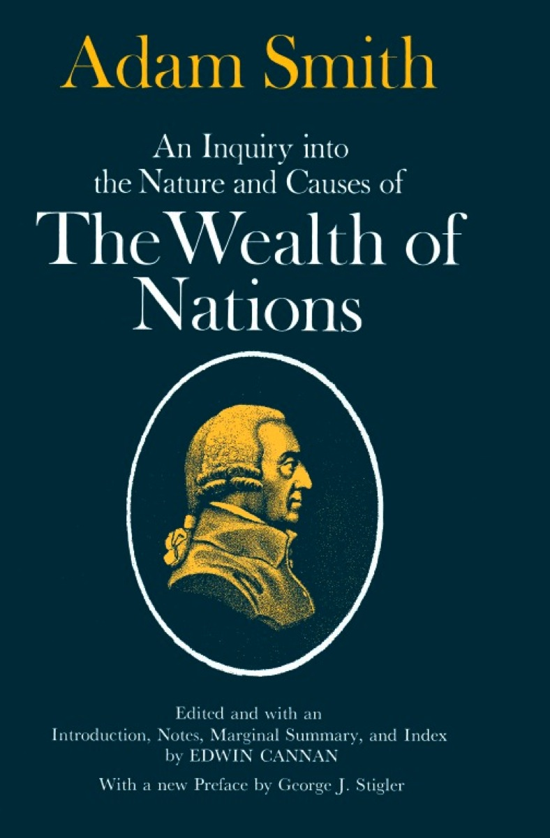 Download Ebook An Inquiry into the Nature and Causes of the Wealth of Nations by Adam Smith Pdf