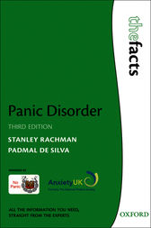 Panic Disorder: The Facts by Stanley Rachman