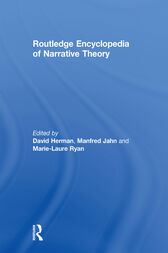 Routledge Encyclopedia of Narrative Theory by David Herman