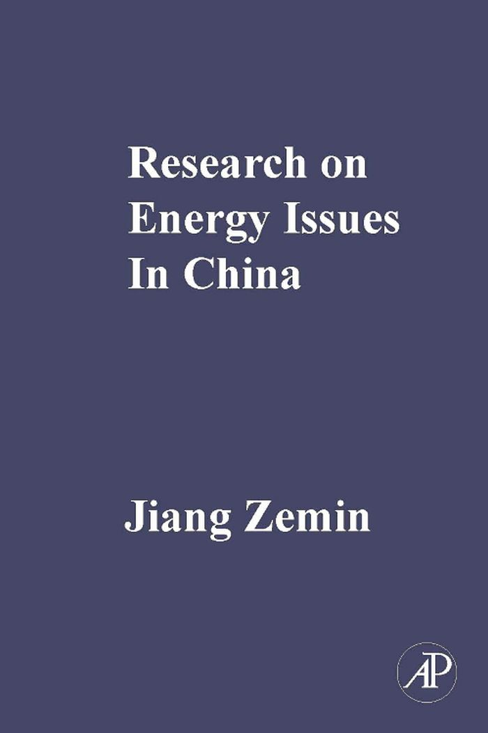 Download Ebook Research on Energy Issues in China by Jiang Zemin Pdf
