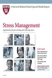 Stress Management: Approaches for Preventing and Reducing Stress