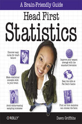 Head First Statistics by Dawn Griffiths