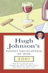 Hugh Johnson's Pocket Encyclopedia of Wine 2001 by Hugh Johnson