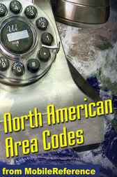North American Area Codes by MobileReference