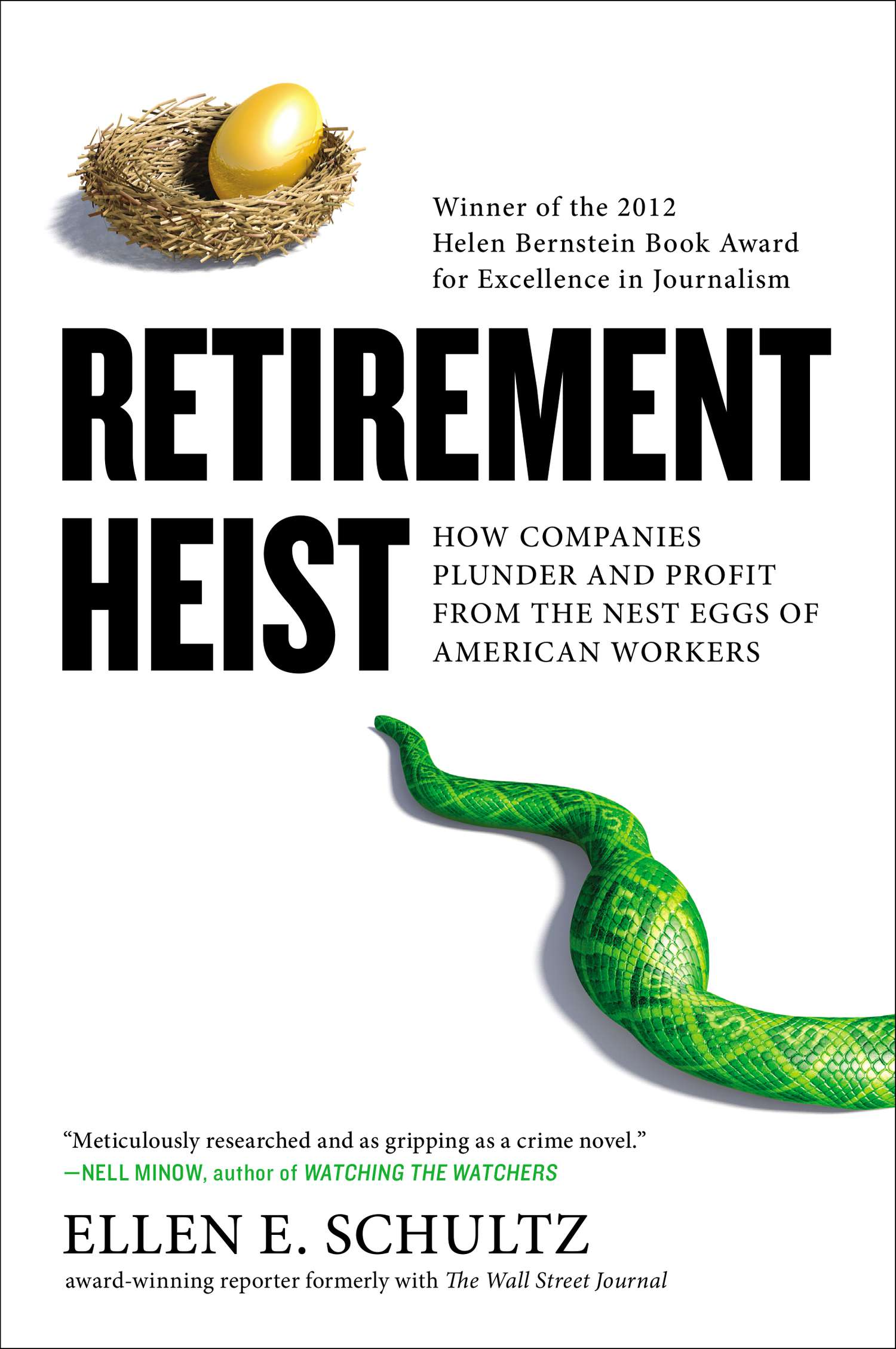Download Ebook Retirement Heist by Ellen E. Schultz Pdf