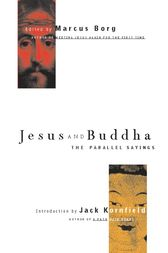 Jesus and Buddha by Marcus Borg