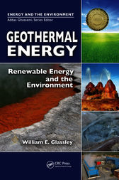 Geothermal Energy by William E. Glassley