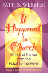 It Happened in Church by Patti Webster