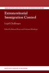Extraterritorial Immigration Control by Bernard Ryan
