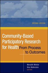 Community-Based Participatory Research for Health by Meredith Minkler