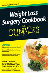 Weight Loss Surgery Cookbook For Dummies by Brian K. Davidson