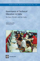 Governance of Technical Education in India by Jannette Cheong