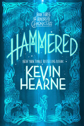Hammered (with bonus short story) by Kevin Hearne