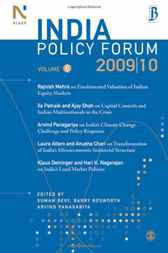 India Policy Forum 2009-10 (Volume 6)