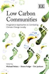 Low Carbon Communities by Michael Peters