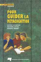 Pour guider la métacognition by Louise Lafortune