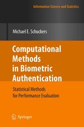 Computational Methods in Biometric Authentication by Michael E. Schuckers