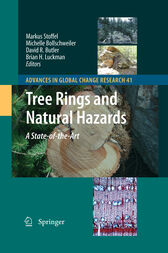 Tree Rings and Natural Hazards: A State-of-Art