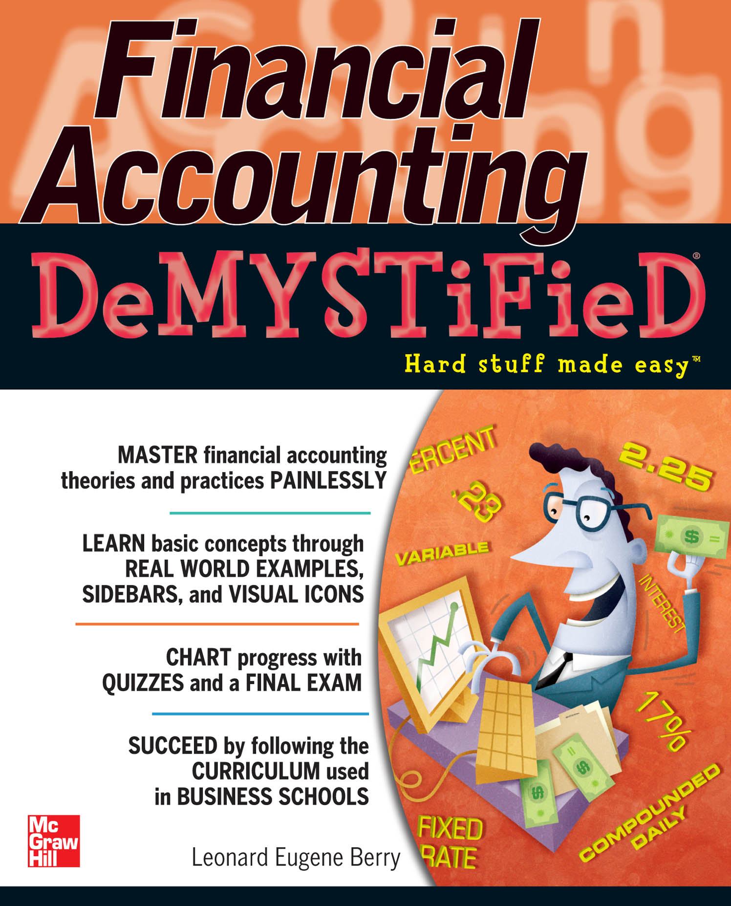 Download Ebook Financial Accounting DeMYSTiFieD by Leonard Eugene Berry Pdf