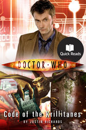 Doctor Who: Code of the Krillitanes by Justin Richards