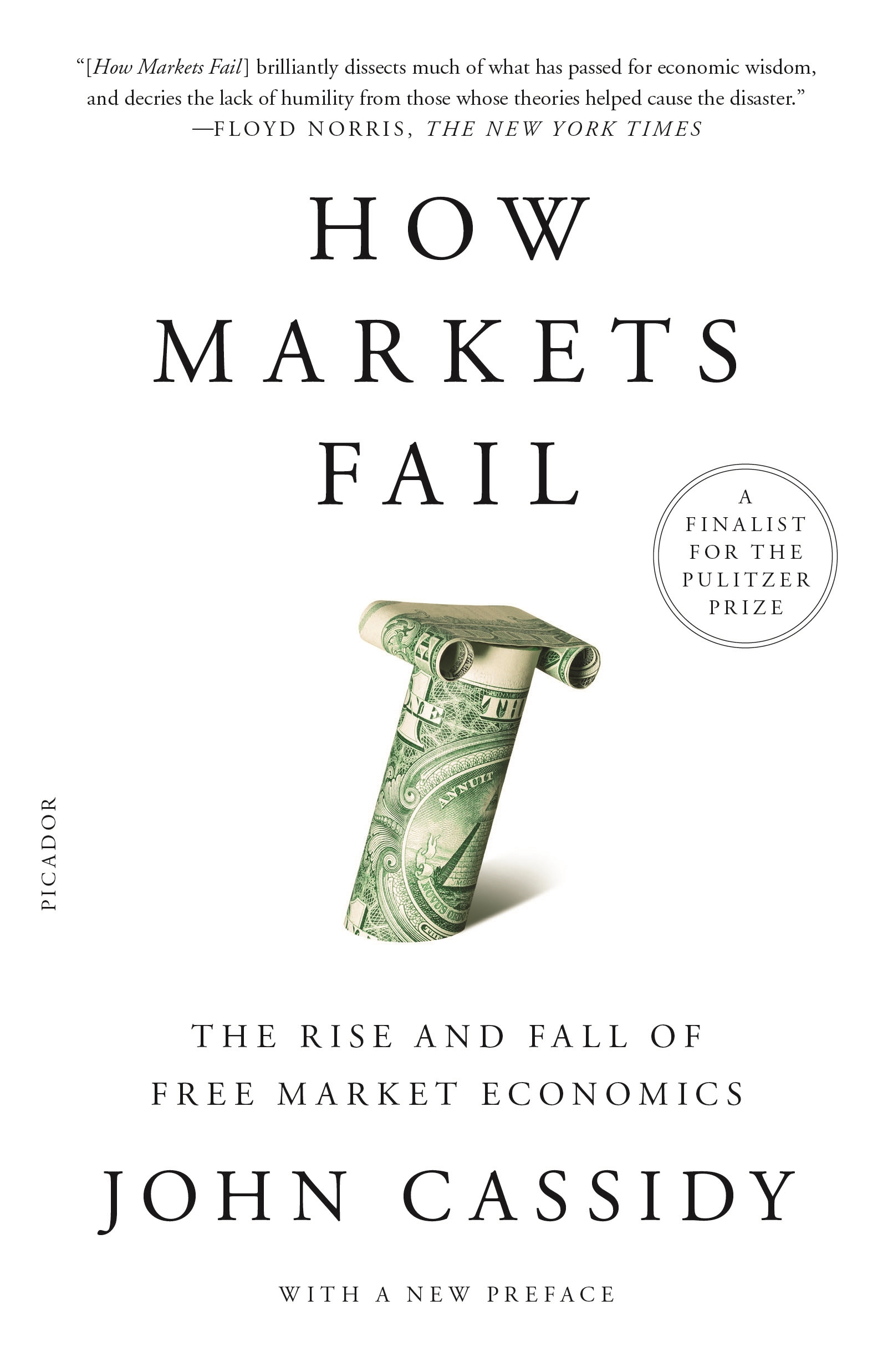 Download Ebook How Markets Fail by John Cassidy Pdf
