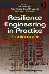 Resilience Engineering in Practice by Jean Pariès