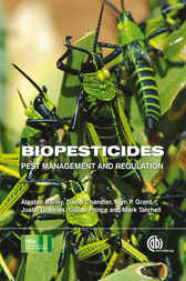 Biopesticides by Wyn P. Grant