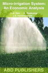 Micro-Irrigation System by V.M. Rao