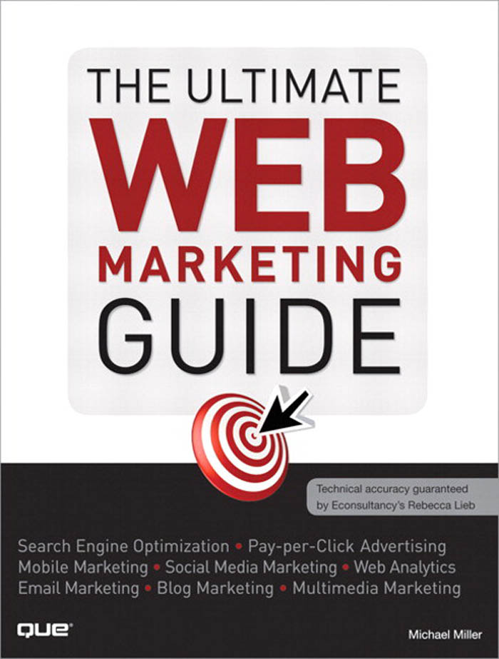 Download Ebook The Ultimate Web Marketing Guide by Michael Miller Pdf