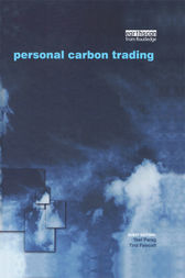 Personal Carbon Trading by Tina Fawcett