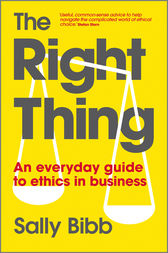The Right Thing by Sally Bibb