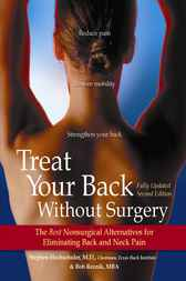 Treat Your Back Without Surgery by Stephen Hochschuler