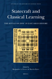 Statecraft and Classical Learning by Benjamin Elman