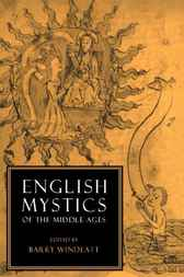 English Mystics of the Middle Ages by Barry Windeatt