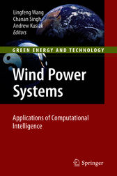 Wind Power Systems by Lingfeng Wang