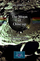 The Moon in Close-up by John Wilkinson