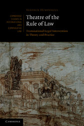 Theatre of the Rule of Law by Stephen Humphreys