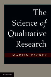 The Science of Qualitative Research by Martin Packer