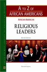 African-American Religious Leaders by Nathan Aaseng