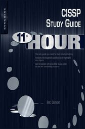 Eleventh Hour CISSP by Eric Conrad