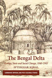 The Bengal Delta by Iftekhar Iqbal