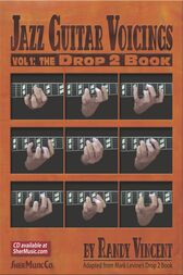 Jazz Guitar Voicings - Vol. 1 by SHER Music