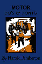 Motor Do's and Dont's by Harold Pemberton