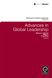 Advances in Global Leadership by William H. Mobley