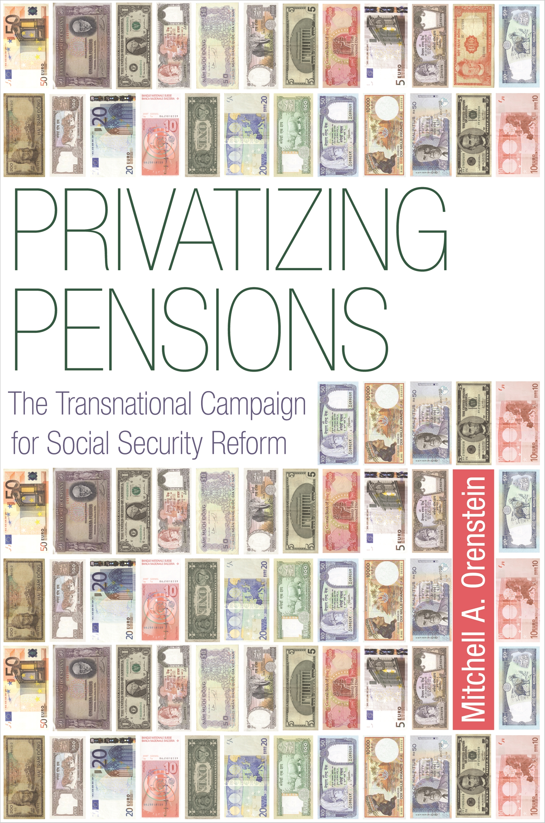 Download Ebook Privatizing Pensions by Mitchell A. Orenstein Pdf